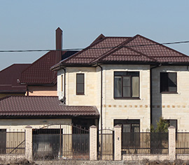 Стоимость материалов и работ по строительству дома