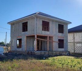 СИП дом в Нижней Гостагайке