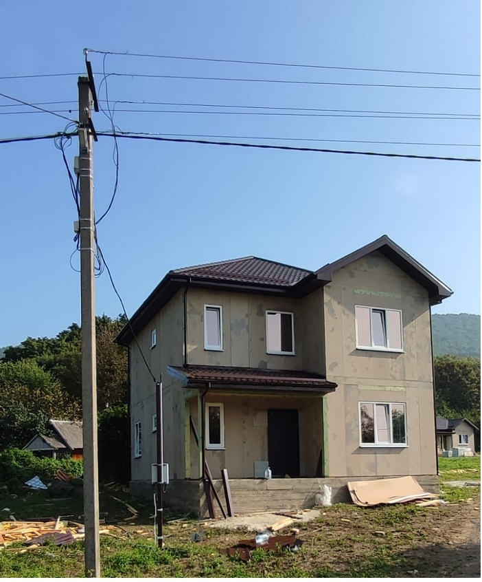 СИП дома в Горячем Ключе