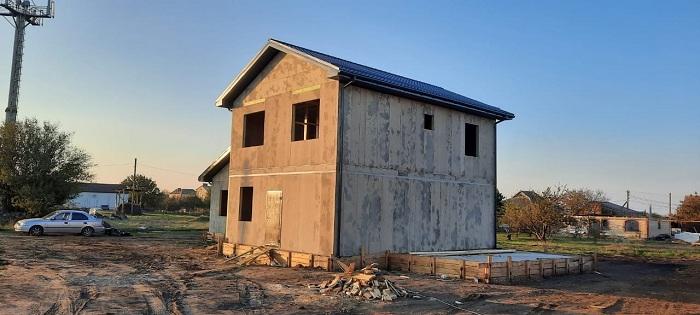 строительство дома в Анапском районе