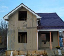 СИП дома в Белозерном