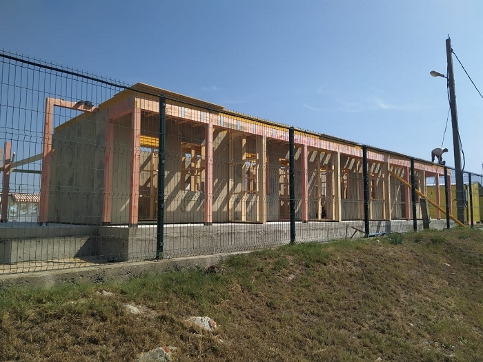 СИП гостиница в Кучугурах