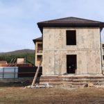 СИП дома в Геленджике