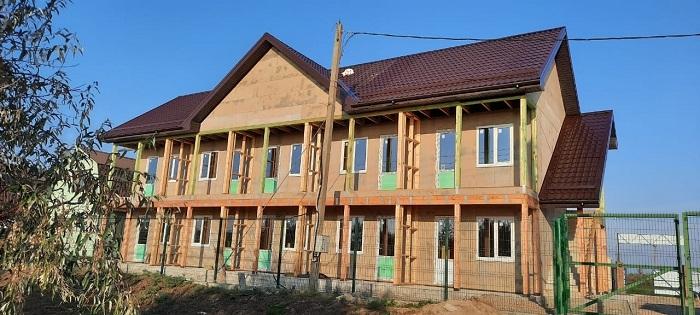 строительство гостиницы из СИП панелей