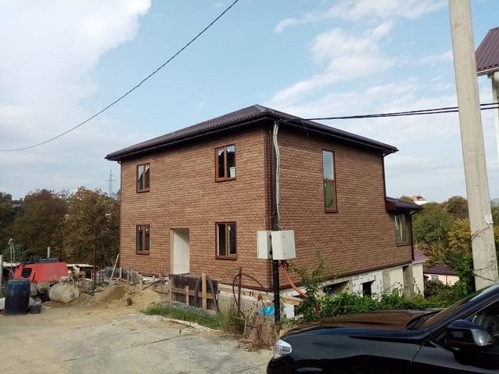 СИП дома в Сочи