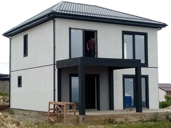 СИП дома в Новороссийске