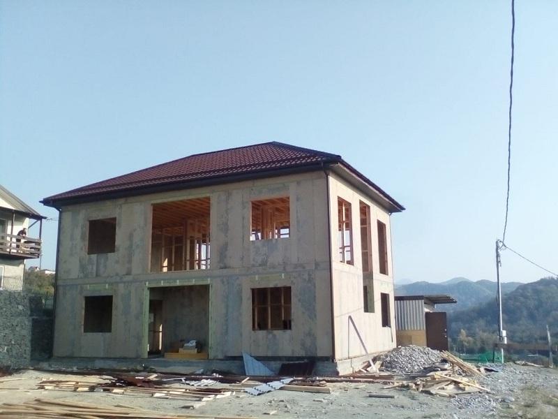 Гостевой дом в Лазаревском