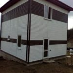 Двухэтажный дом из СИП панелей в Сочи