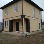 Отделка СИП дома в Краснодарском крае