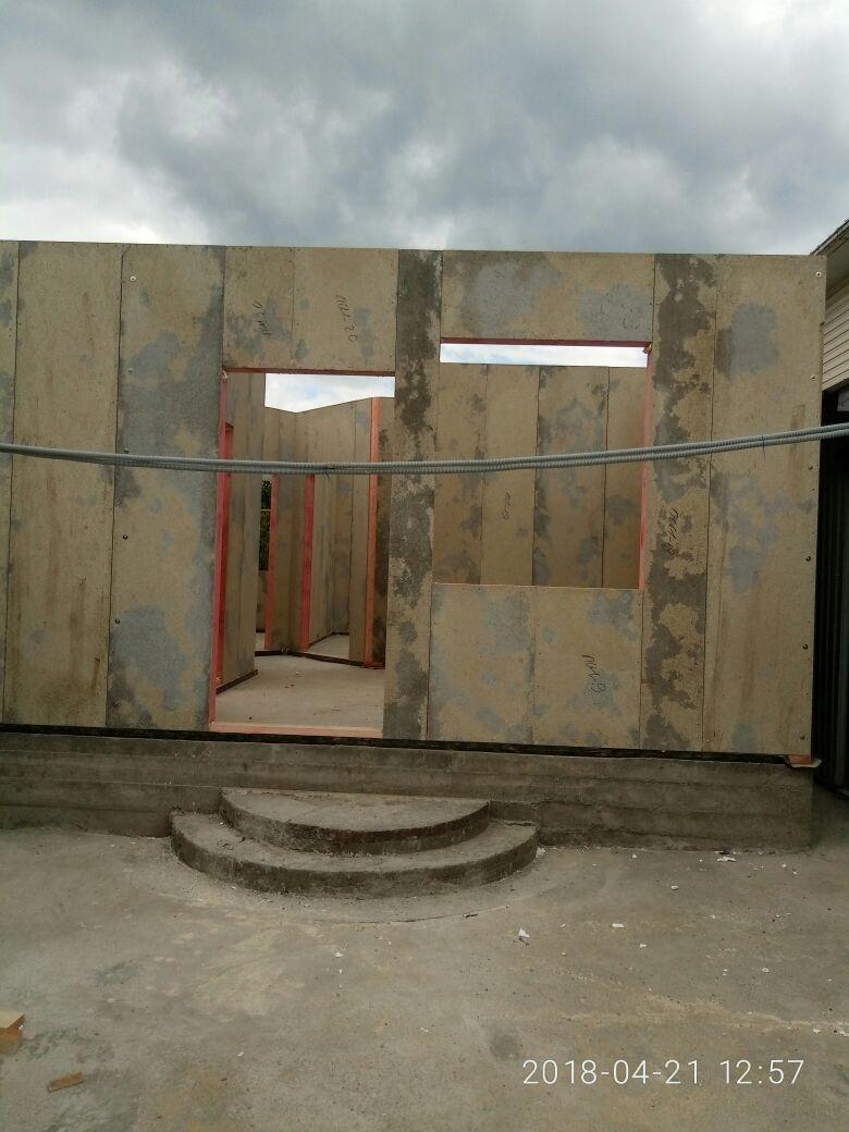 Строительство СИП дома 65м2