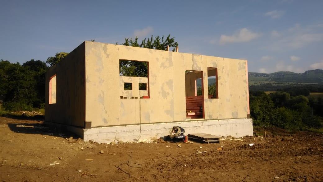 СИП дом в Псебае