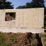 Строительство СИП дома в Псебае