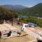 Строительство дома из СИП панелей в Адлере