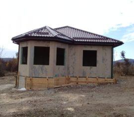 Строительство СИП дома в Новороссийске