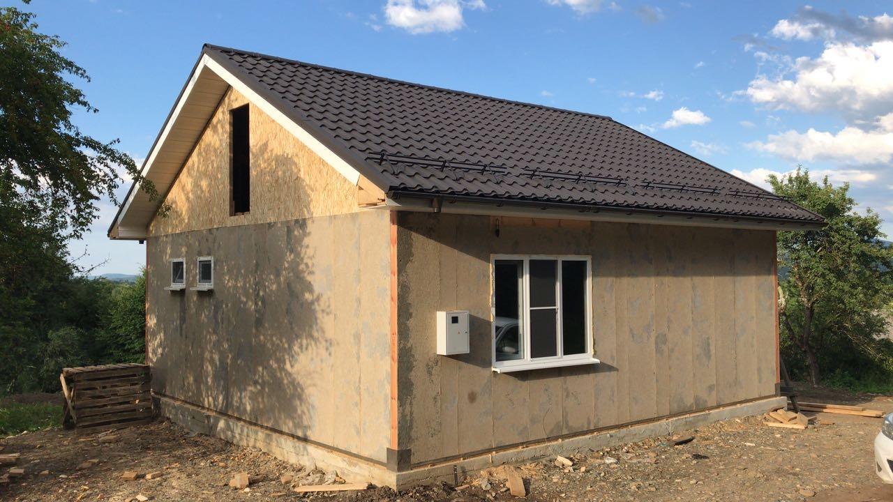Строительство СИП домов в Краснодарском крае