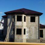 Сип дом под Анапой без отделки