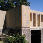 Второй этаж дома из СИП панелей